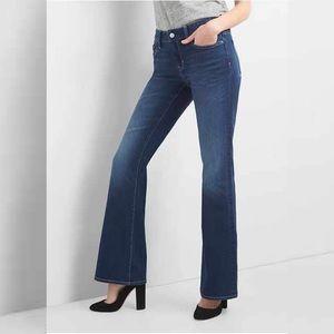 GAP Sexy Boot Cut Denim Jeans 28/ 6A EUC